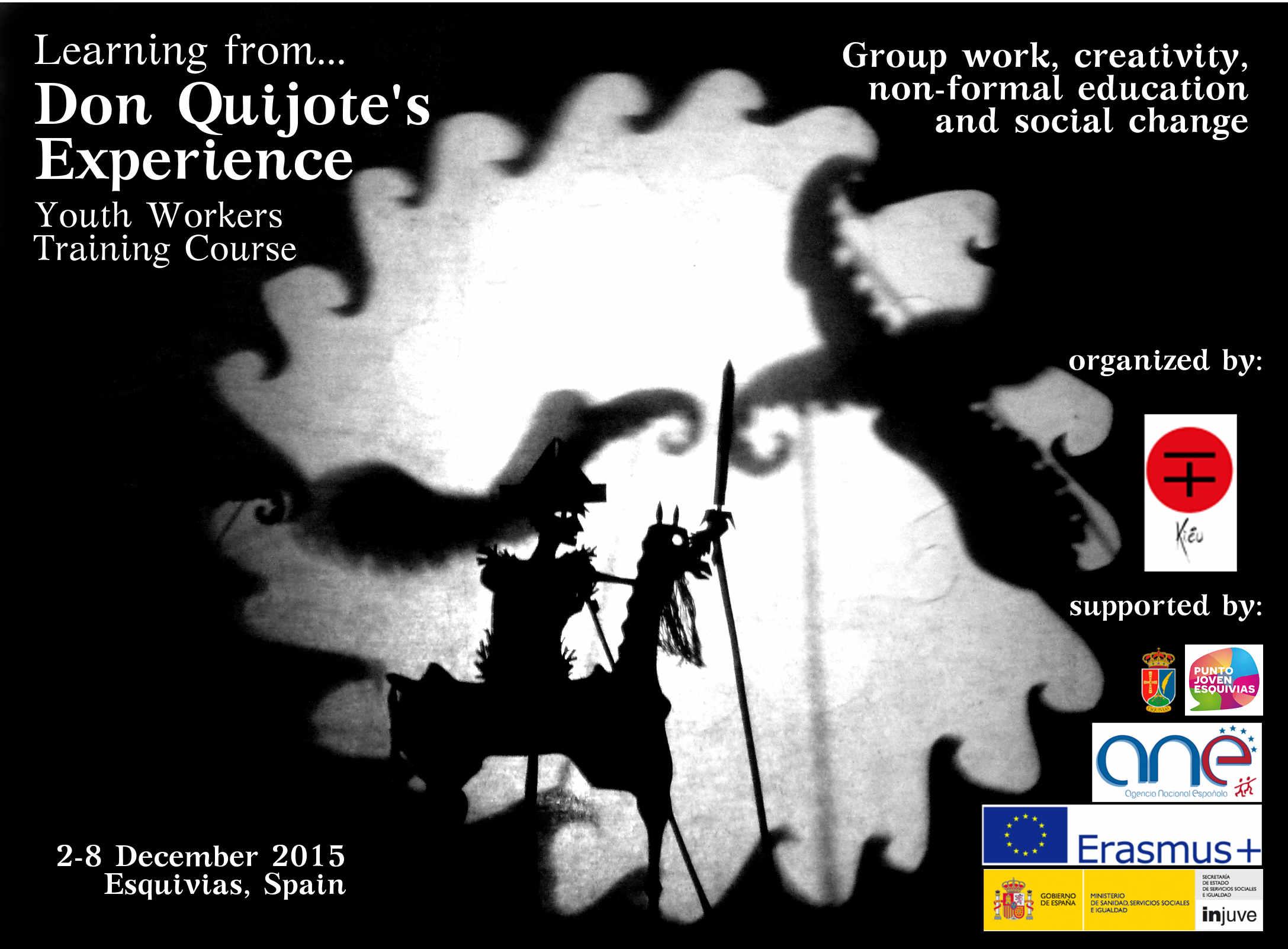 imagen Quijote's Experience