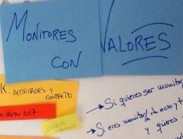 Monitores con Valores