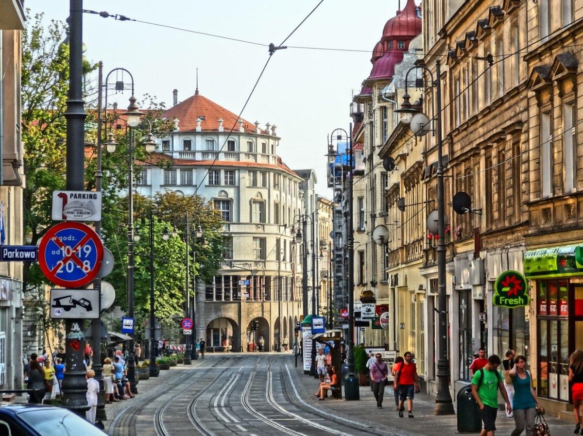 voluntariado corto en polonia